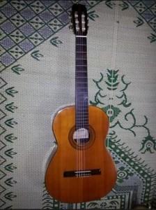Guitar Classic Nhật Zen On No-150