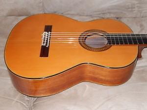 Guitar Yamaha G60A