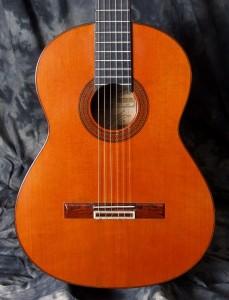 Guitar Classic Nhật Segovia Model No 80