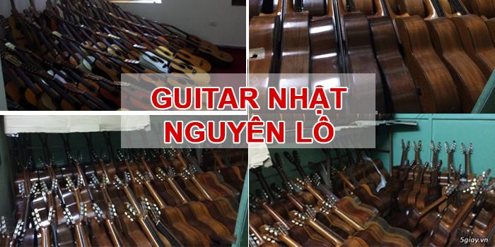 Guitar Nhật nguyên lô mới về cần bán